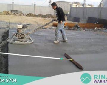 Jasa Floor Hardener Berpengalaman
