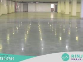 Jasa Floor Hardener Terpercaya