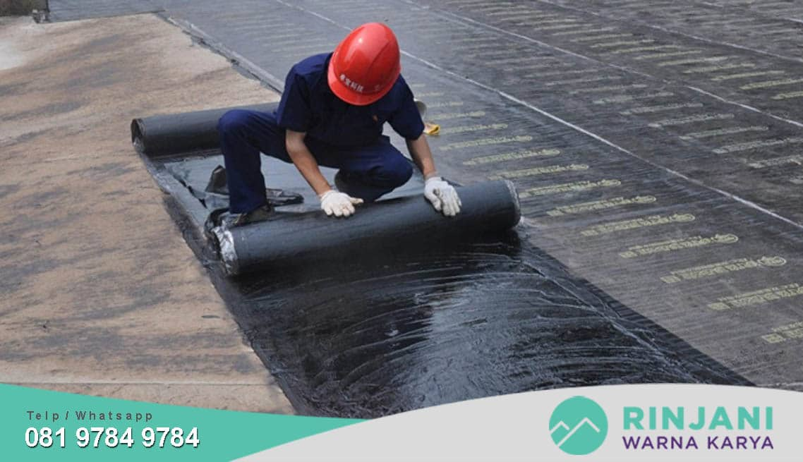 Jasa Waterproofing Terpercaya