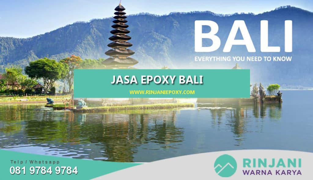 Epoxy Lantai Bali Terpercaya