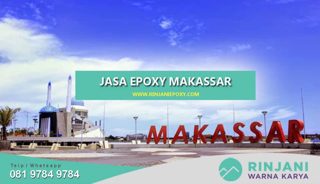 Jasa Epoxy Lantai Makassar