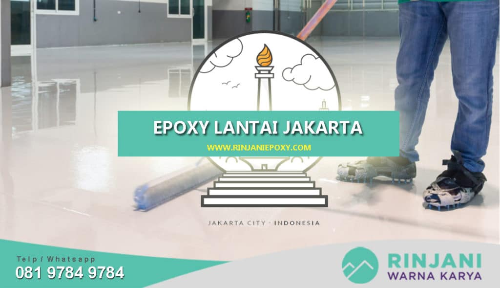 Epoxy lantai Jakarta Terbaik dan Terpercaya