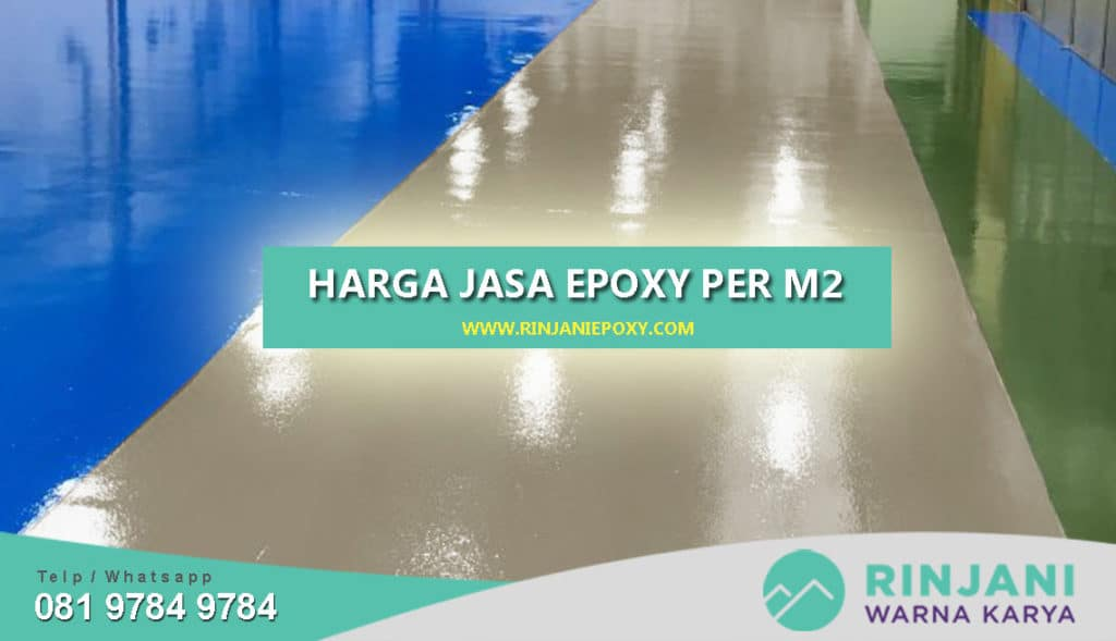 Harga Jasa Epoksi Per Meter m2