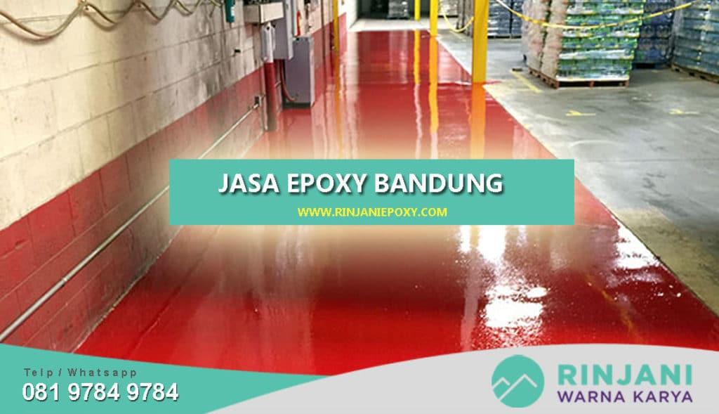 Jasa Epoxy Bandung Terpercaya