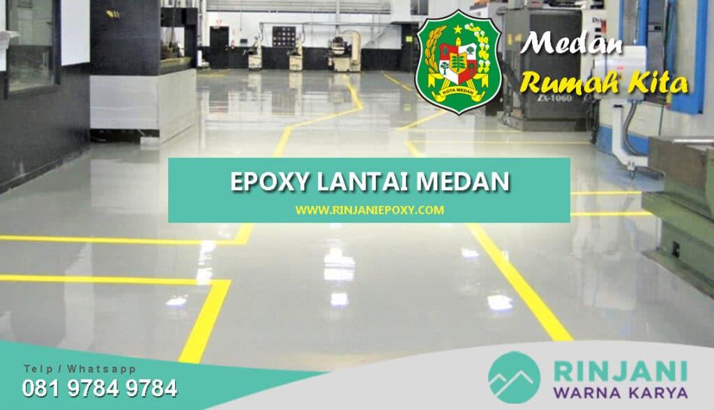 Aplikator Jasa Epoxy Lantai Medan