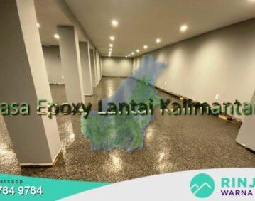 jasa epoxy lantai kalimantan
