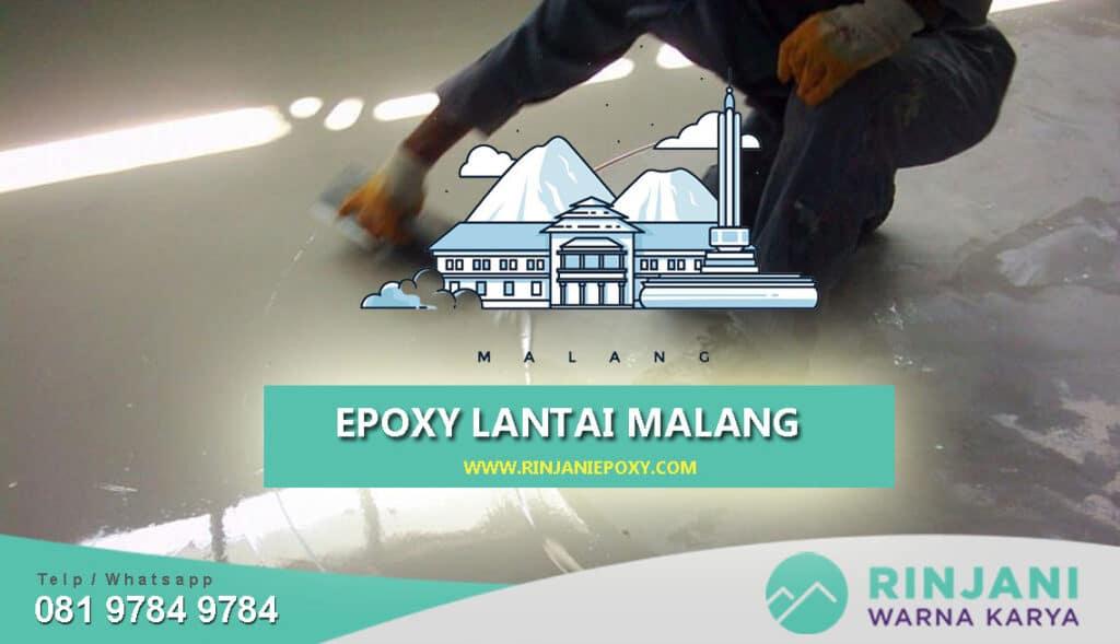 Epoxy Lantai Malang