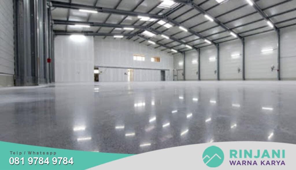 Harga Floor Hardener Per Meter 2021