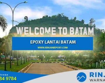 Jasa Pengecatan Epoxy Lantai Batam