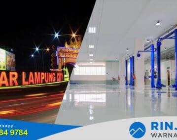 Pengecatan Jasa Epoxy Lantai Lampung