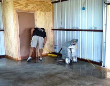 bahan bahan epoxy lantai